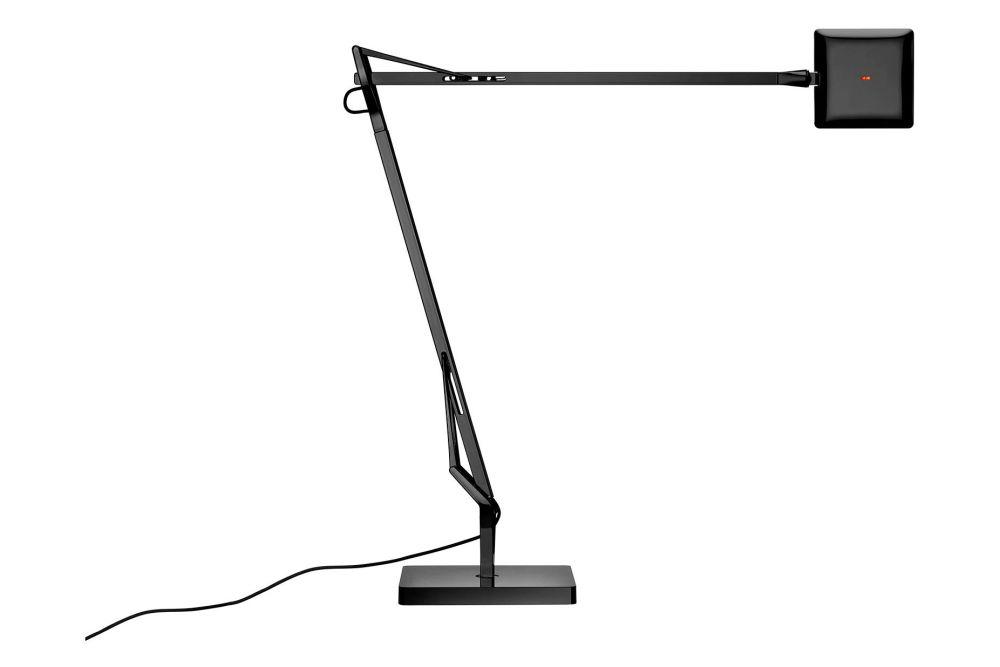Metal Black,Flos,Desk Lamps