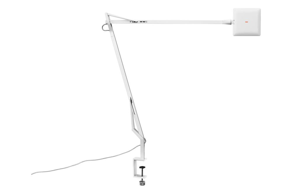 Metal White,Flos,Desk Lamps