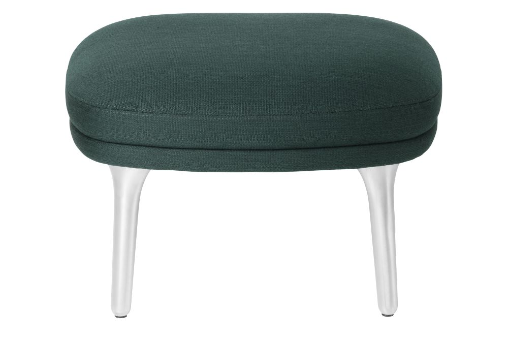Natural Leather,Fritz Hansen,Footstools