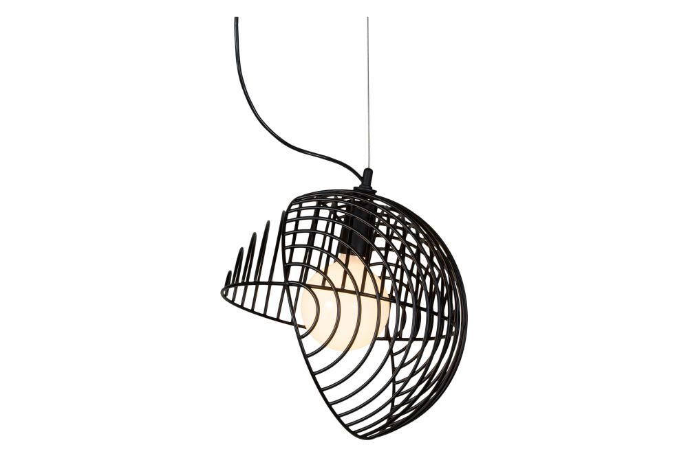 Black, Single,Souda,Pendant Lights