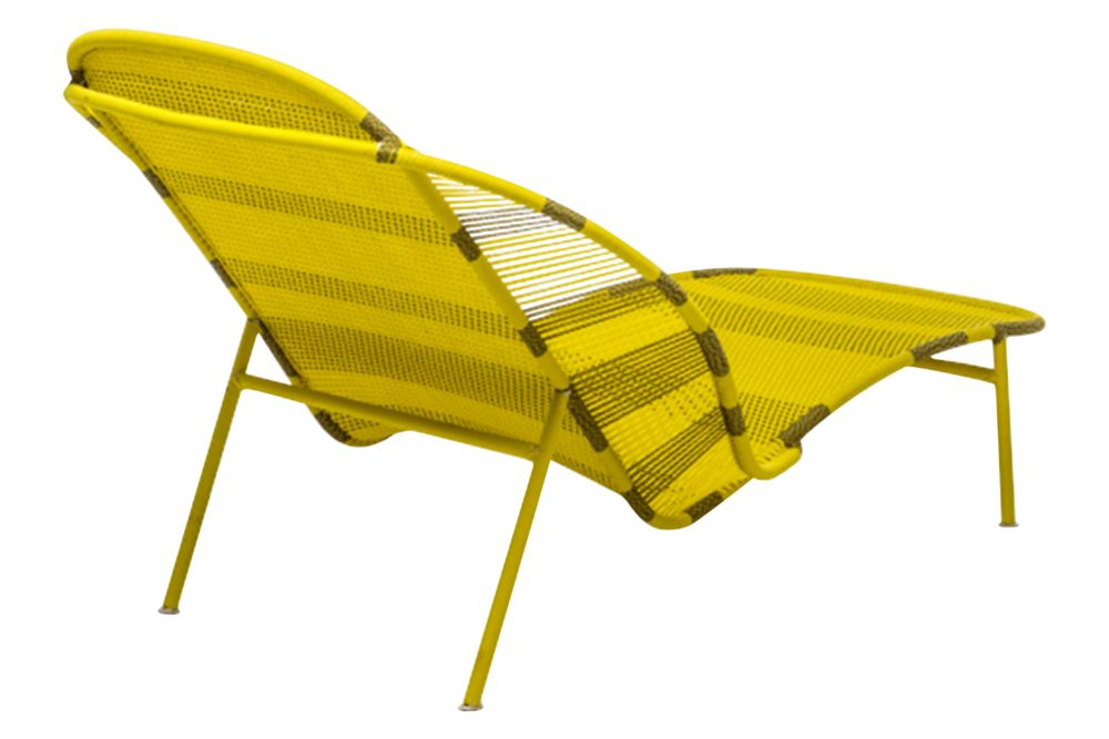 Rouge,Moroso,Lounge Chairs,chair,furniture,outdoor furniture,yellow