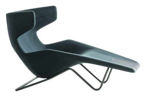 Steel, Stamskin Top 4340-07478 - Q,Moroso,Lounge Chairs,chair,design,furniture