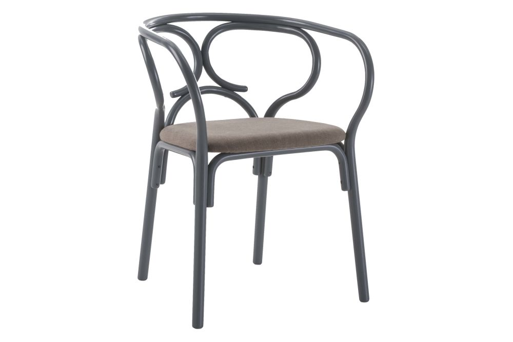 Price Group A, Lacquered,Wiener GTV Design,Armchairs