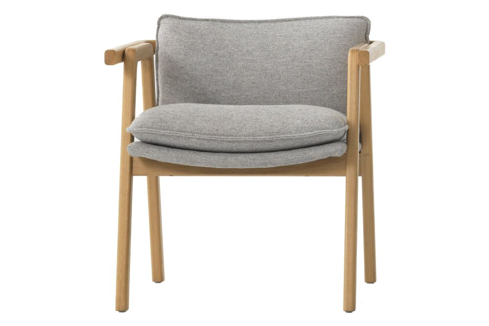 Natural Oak, Mode by Maharam,Resident,Armchairs