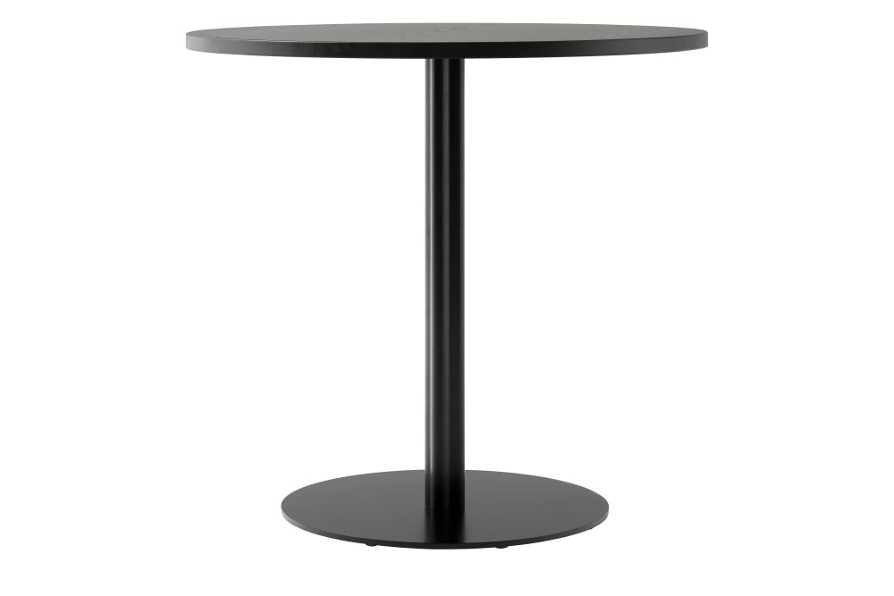 Off White Marble tabletop with Black base,MENU,Dining Tables,end table,furniture,outdoor table,table