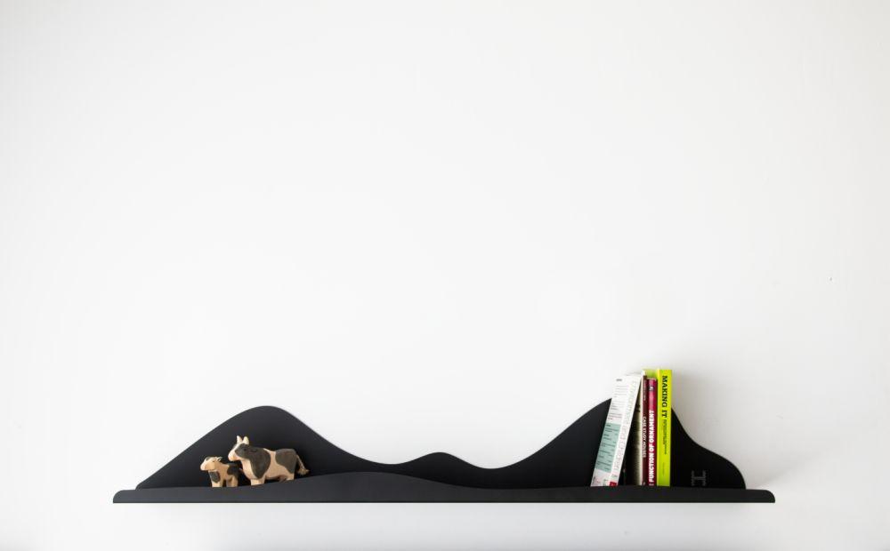 SILHOUETTES Shelf,ilias fragkakis,Bookcases & Shelves