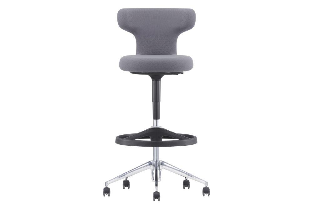 Plastic basic dark, 01 light grey,Vitra,Office Chairs