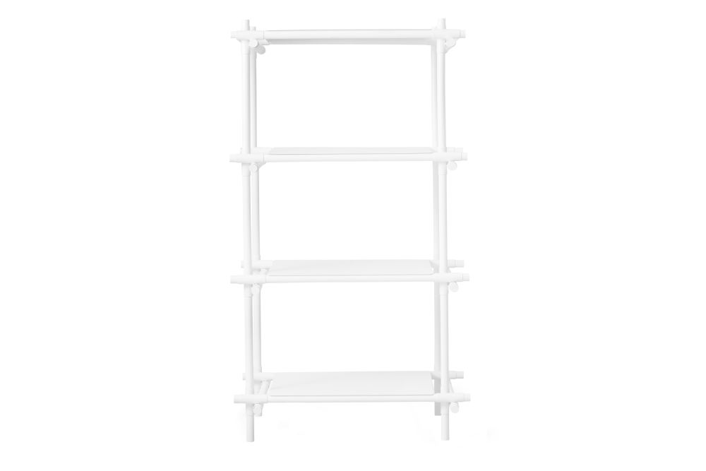 White Ash,MENU,Bookcases & Shelves