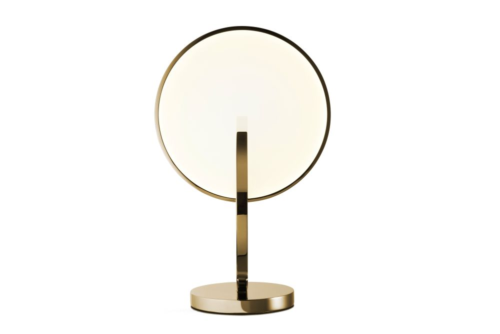 Polished Gold,Lee Broom,Table Lamps