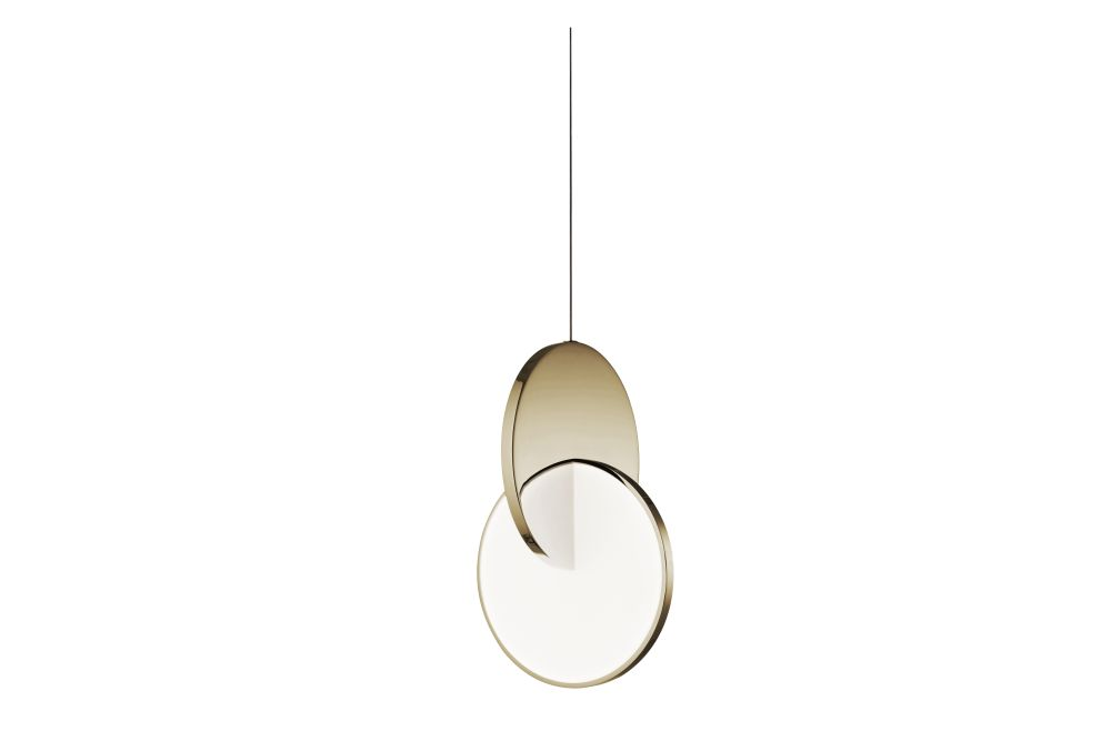 Polished Gold,Lee Broom,Pendant Lights