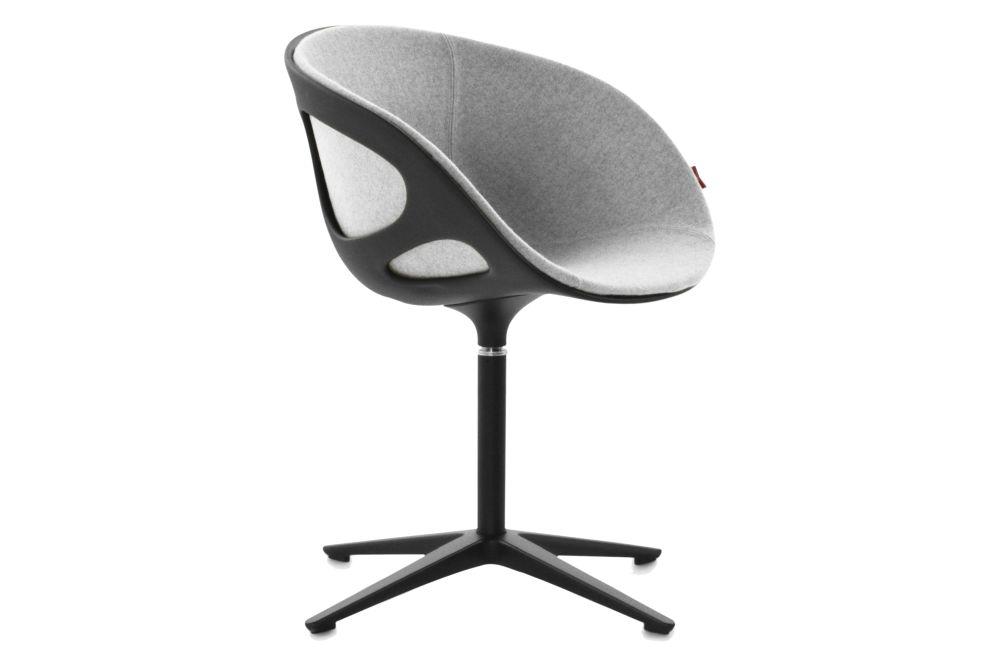 Divina Melange 2 120, Matching aluminium, Plastic White,Fritz Hansen,Conference Chairs,chair,furniture,office chair