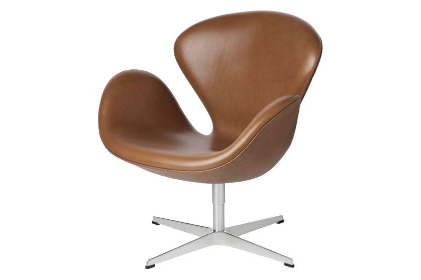 Fame 60003,Fritz Hansen,Lounge Chairs,brown,chair,furniture,line