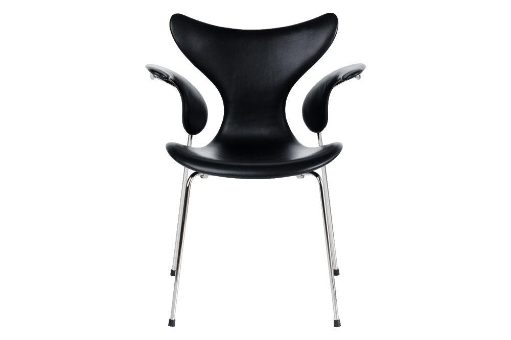 Elegance Leather Black,Fritz Hansen,Armchairs,armrest,chair,furniture