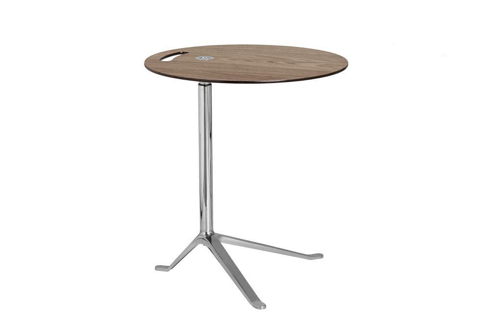 Oak, polished,Fritz Hansen,End Tables & Side Tables,coffee table,end table,furniture,outdoor table,table