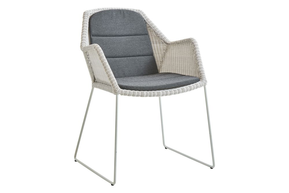 Y177 Blue, LI Light grey,Cane Line,Armchairs