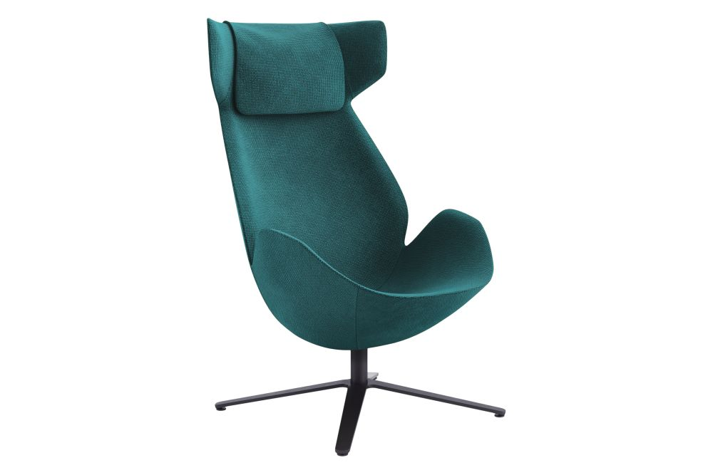 Category Top, T02 White RAL 9016,Tacchini,Lounge Chairs