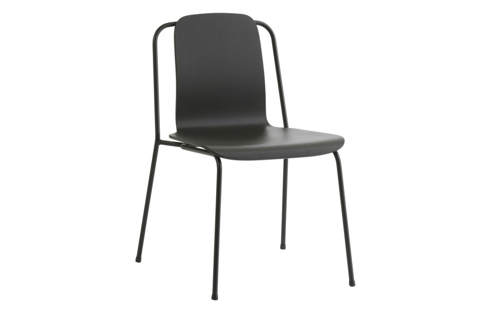 Lacquered Oak,Normann Copenhagen,Dining Chairs