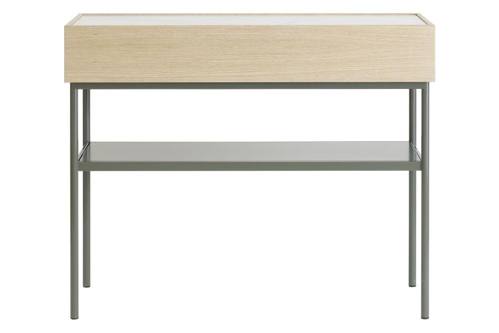Belgian Limestone, Lacquered Oak Char Grey, Lacquered Oak Char Grey,Asplund,Cabinets & Sideboards