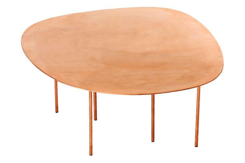 Polished Copper,Asplund,Coffee & Side Tables