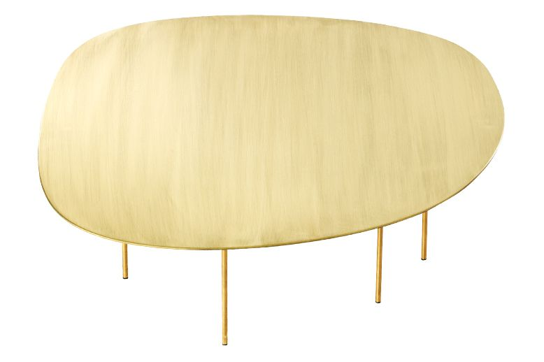 Brushed Brass,Asplund,Coffee & Side Tables