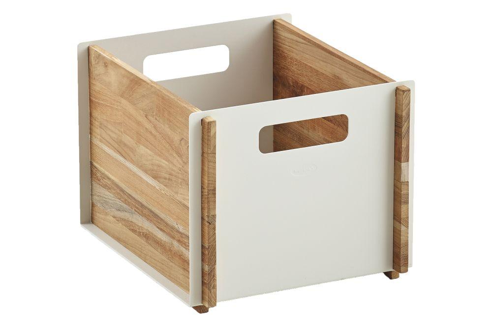 AL Aluminium Lava Grey,Cane Line,Boxes