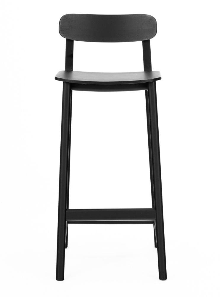 KENSINGTON BAR STOOL - BLACK,Hayche,Stools