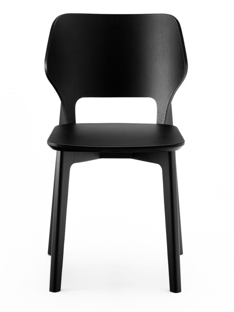 Backer Chair - Black,Hayche,Dining Chairs