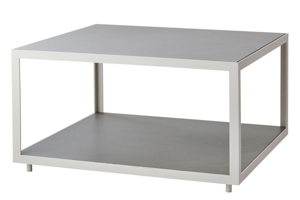 AL Aluminium Lava Grey, Teak,Cane Line,Coffee & Side Tables