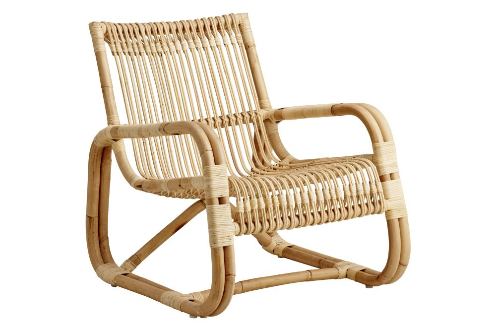 RSS Black,Cane Line,Lounge Chairs