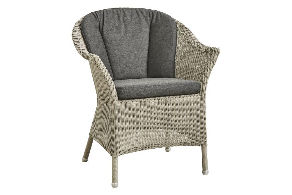 LU Natural, YSN95 Grey, YSN95 Grey,Cane Line,Armchairs