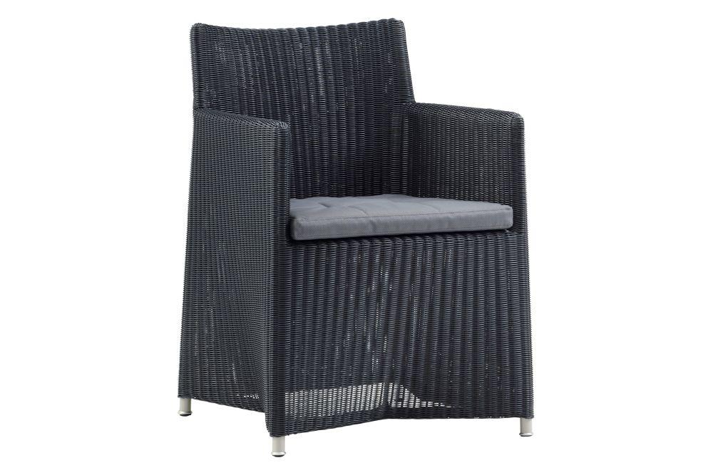 LG Graphite,Cane Line,Armchairs