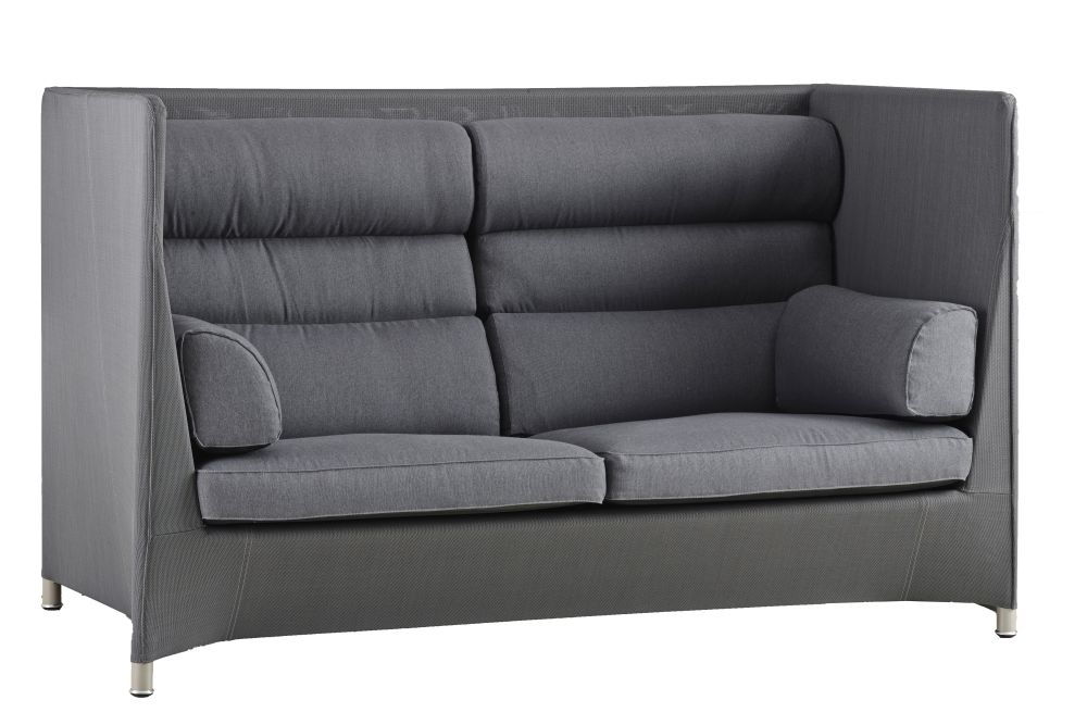 TXG Grey,Cane Line,Outdoor Sofas