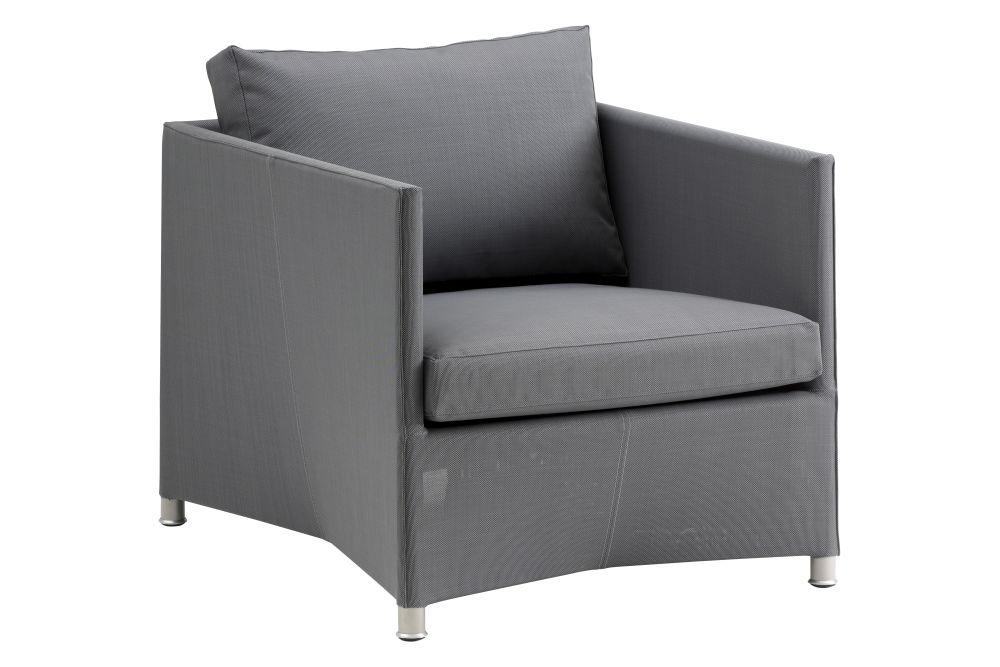 TXL Light grey,Cane Line,Armchairs