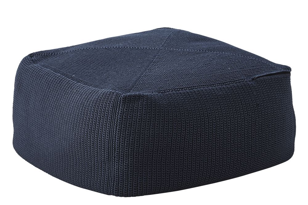 Y57 Midnight blue,Cane Line,Footstools