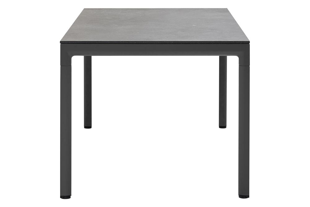 AI Aluminium Light Grey,Cane Line,Dining Tables