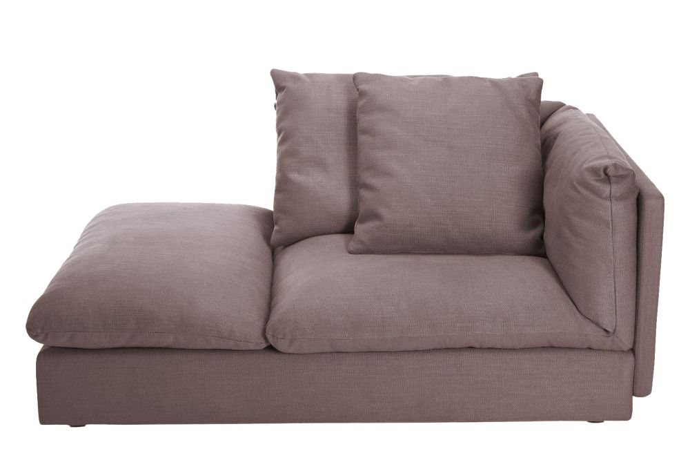 Right arm, Velvet Taupe,NORR11,Sofas