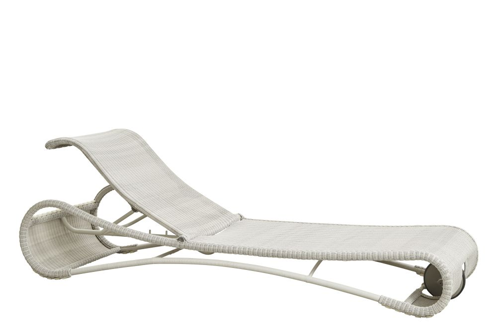 LS Black,Cane Line,Lounge Chairs