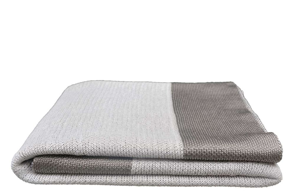 Y744 Dusty White,Cane Line,Blankets & Throws