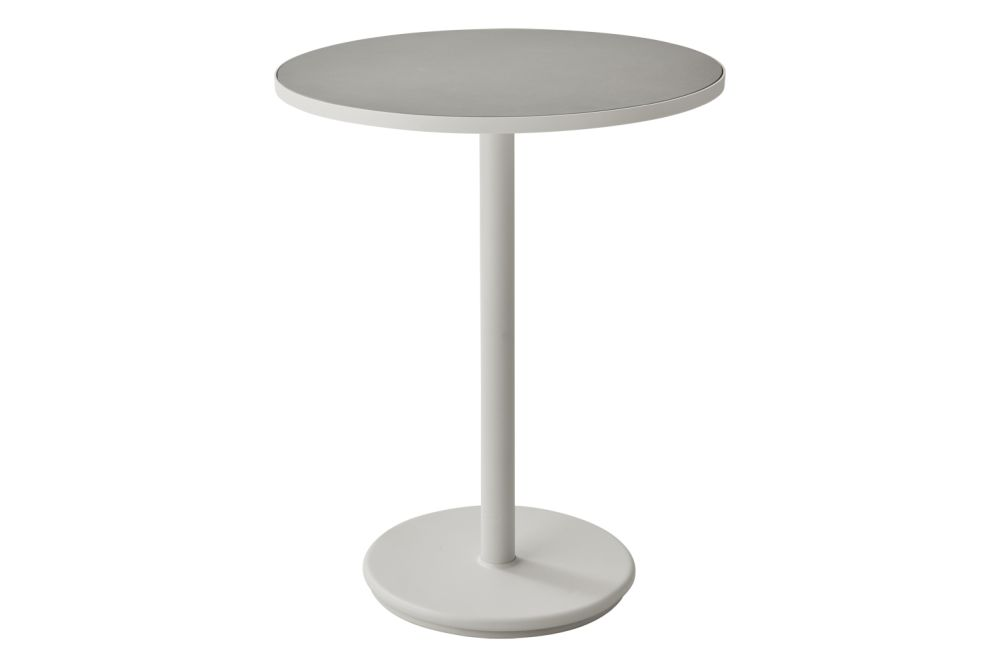 AL Aluminium Lava Grey, AL Aluminium Lava Grey,Cane Line,Dining Tables