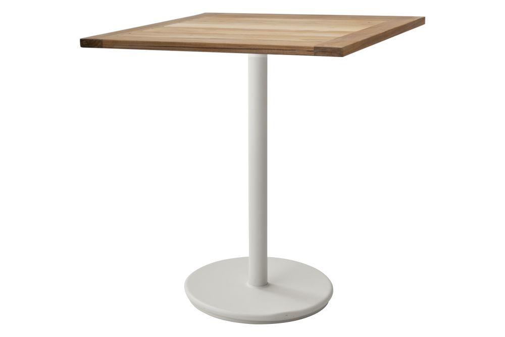 AL Aluminium Lava Grey,Cane Line,Dining Tables
