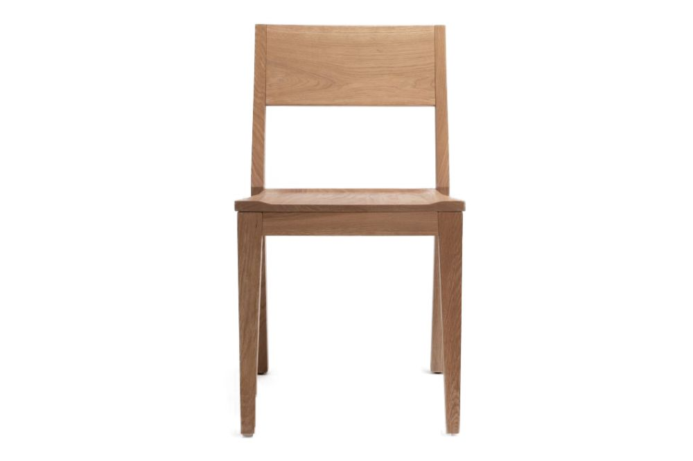 Tinted Oak Nude,ONDARRETA,Dining Chairs