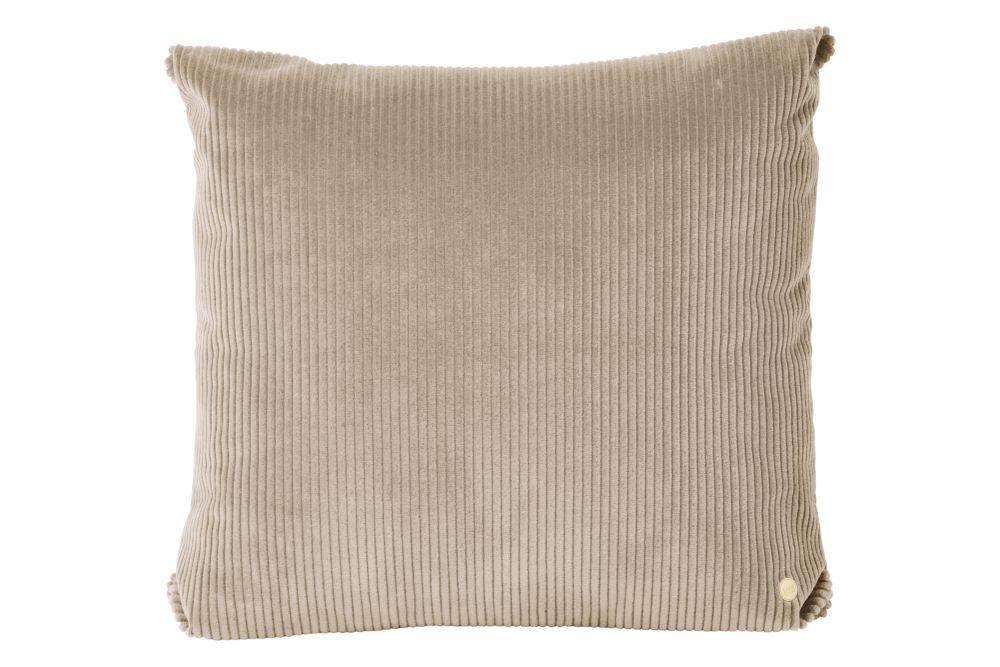 Beige,ferm LIVING,Cushions,beige,brown,cushion,furniture,pillow,throw pillow