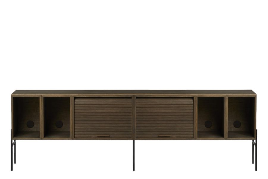 150, Smoked oak,Northern,Cabinets & Sideboards