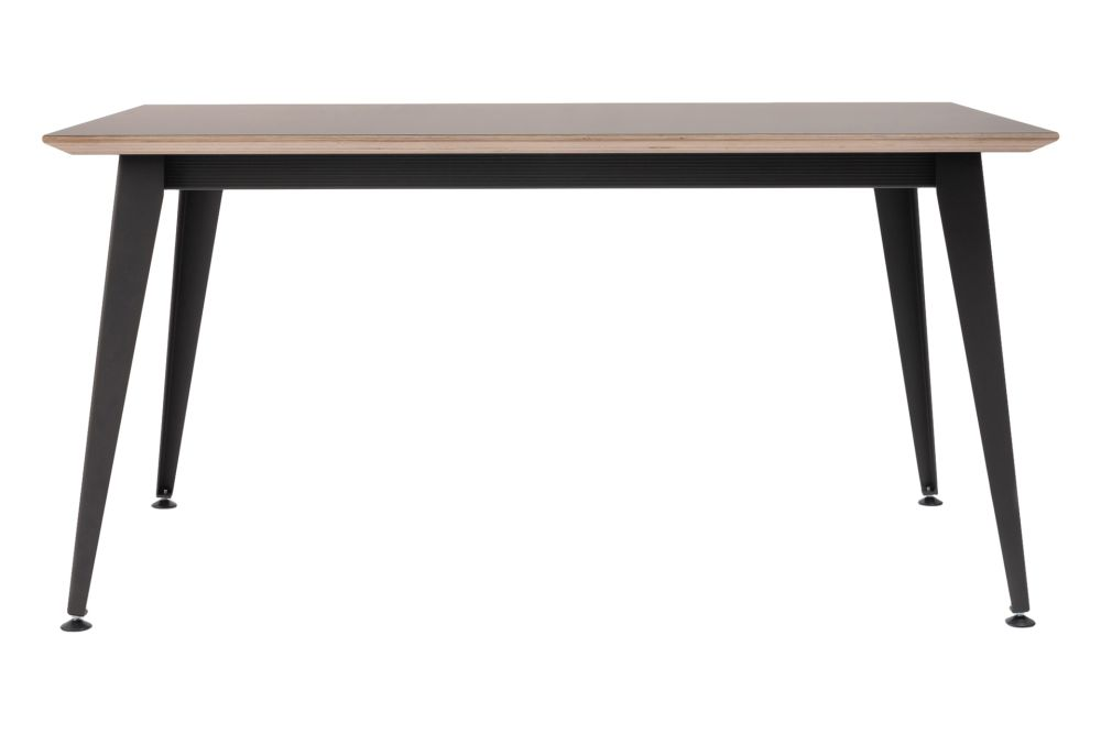 Stained Oak, 75hx150wx90d,ONDARRETA,Dining Tables