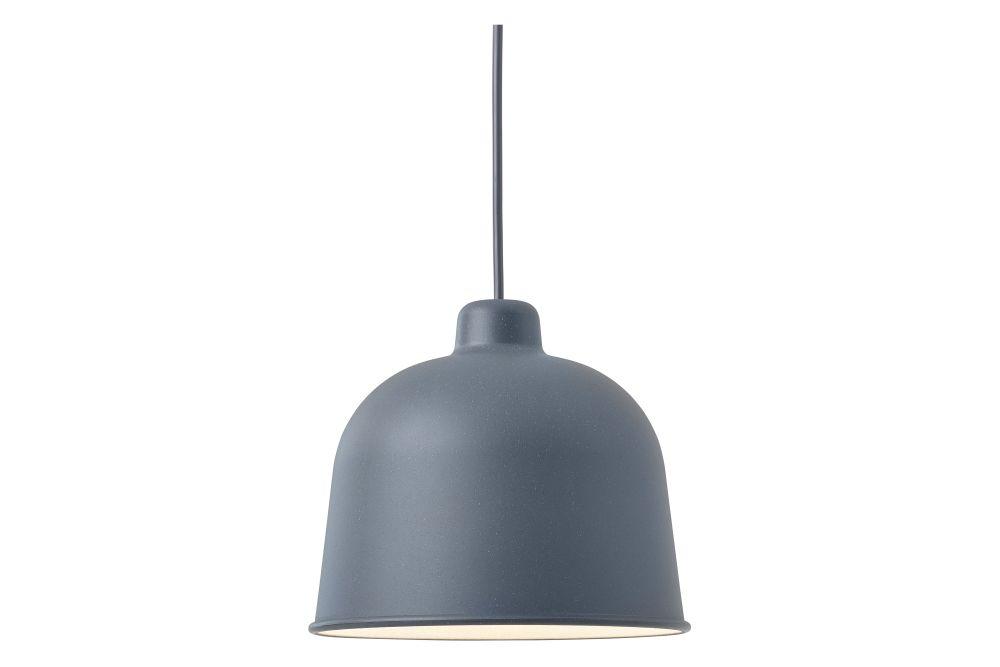 Plastic Grey,Muuto,Pendant Lights