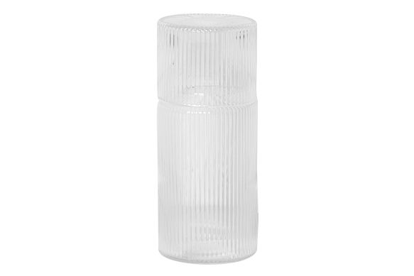 Glass Clear,ferm LIVING,Glassware,cylinder,filter