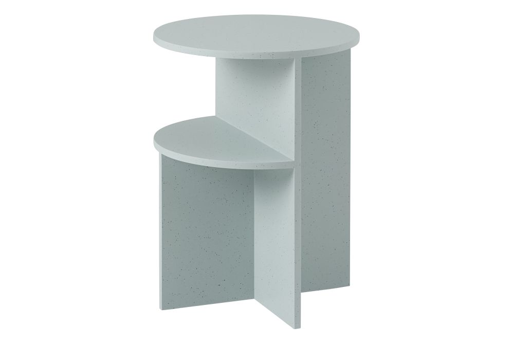 Plastic Sage Green,Muuto,Coffee & Side Tables