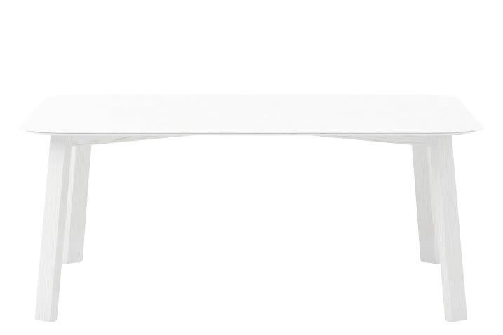 Super-Matt Oak, 80cm,Punt,Coffee & Side Tables,furniture,table,white