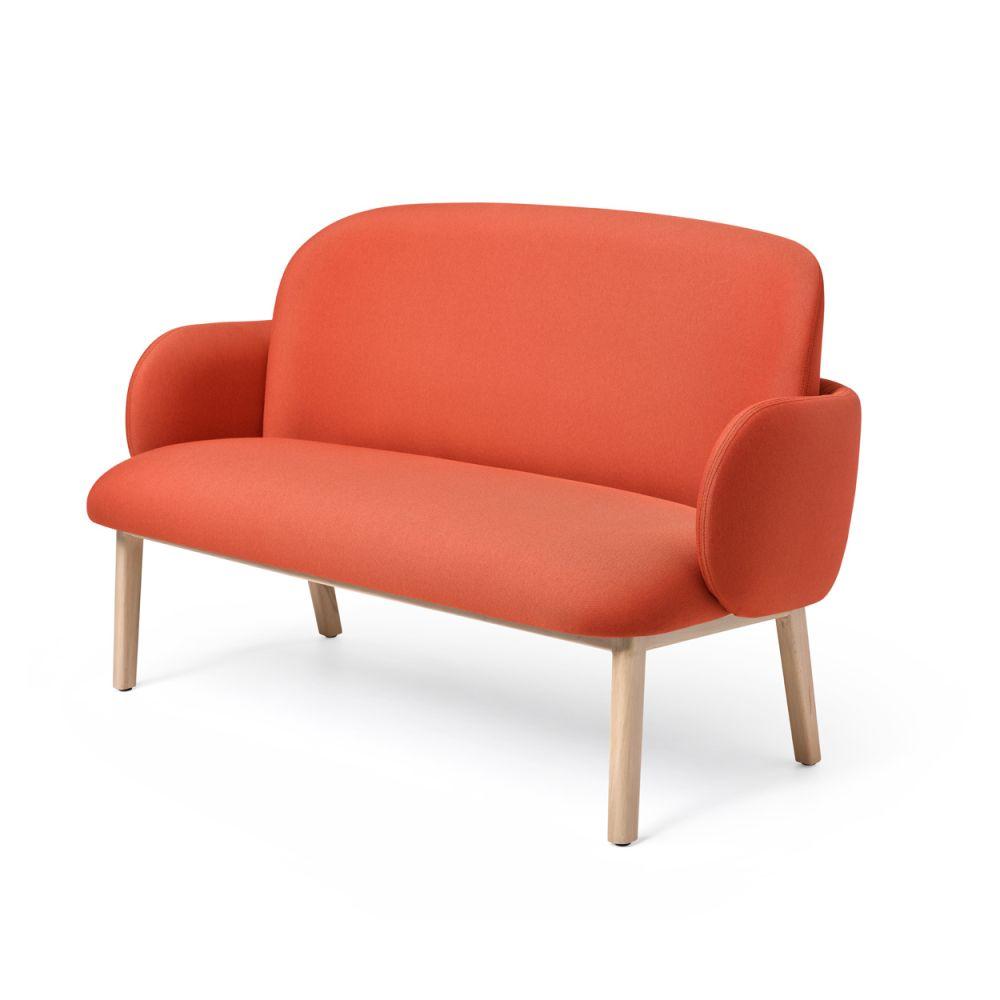 Dost Sofa - Ivory Wood,PUIK,Sofas