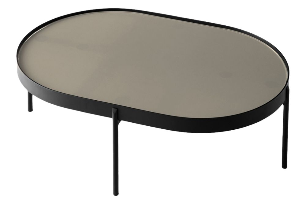 S, Beige,MENU,Coffee & Side Tables,coffee table,furniture,oval,table
